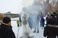Проводы зимы Степное Форштадт